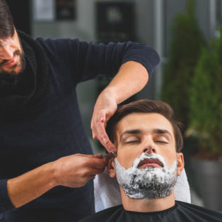 PLUME Barber
