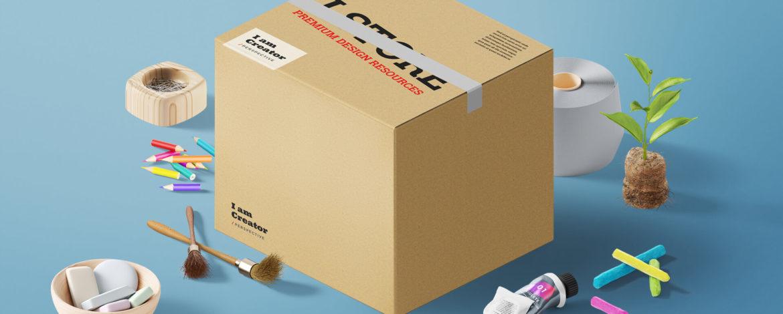 Cube Box